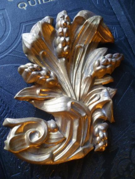 仏蘭西アンティーク亭 ブラス装飾パーツ